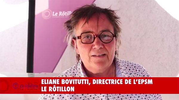 Portrait Eliane Bovitutti
