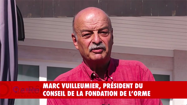 Portrait Marc Vuilleumier